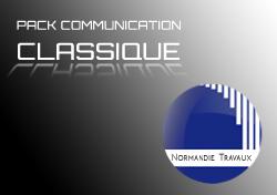 conception communication globale entreprise normandie travaux