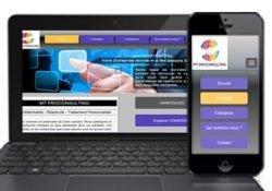 conception site web adaptatif