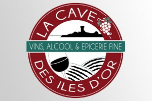 conception design logo cave à vin hyères