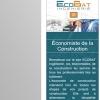 concpetion site internet Ecobat pour pc et smartphone