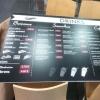panneaux pour comptoir restaurant